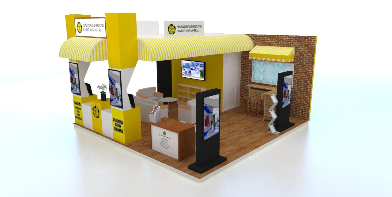 Pameran booth APKASI 2016 - A - 06
