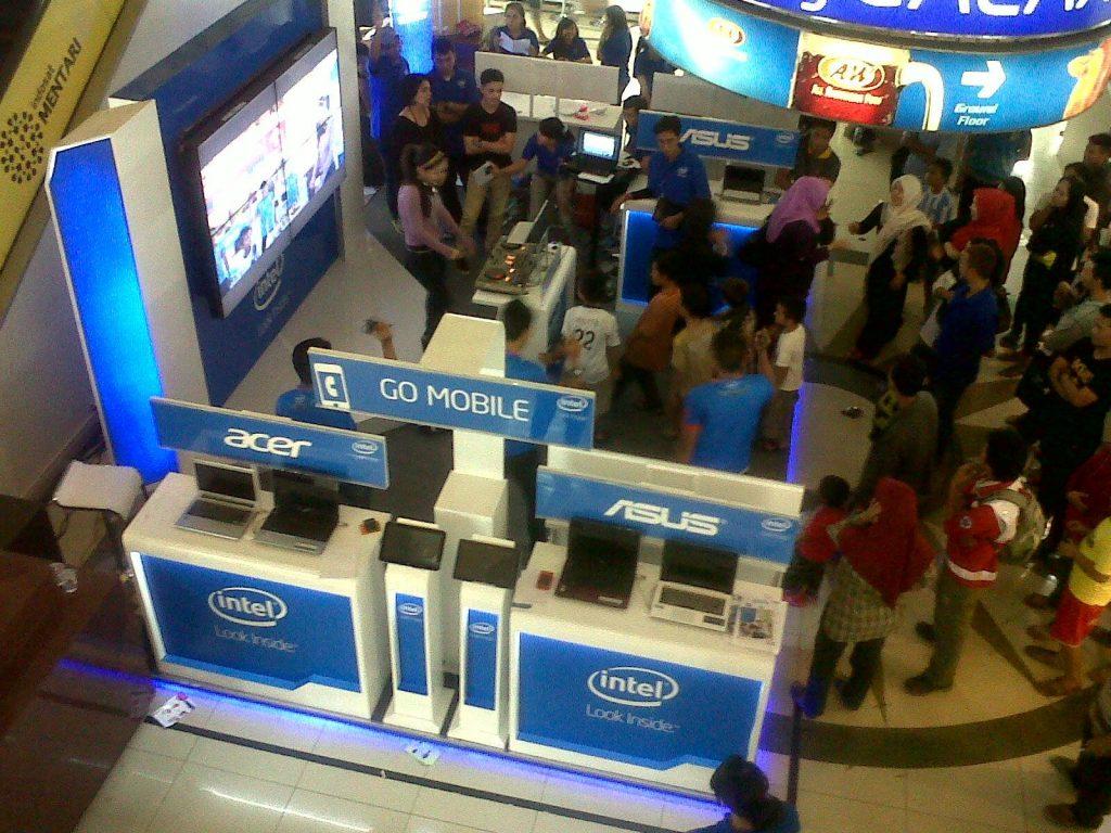 Booth Intel
