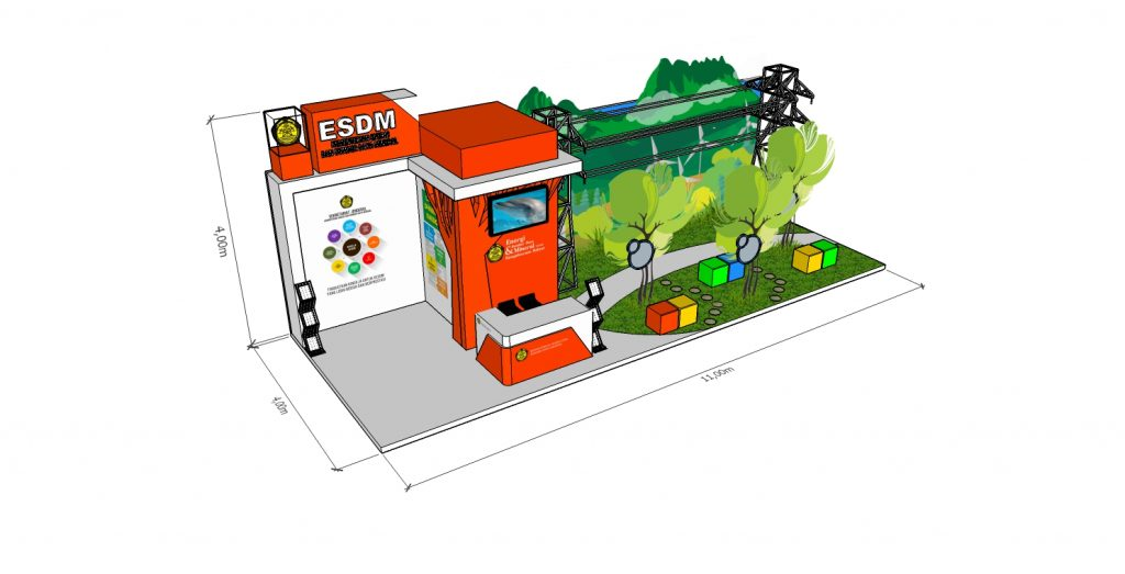 Booth ESDM