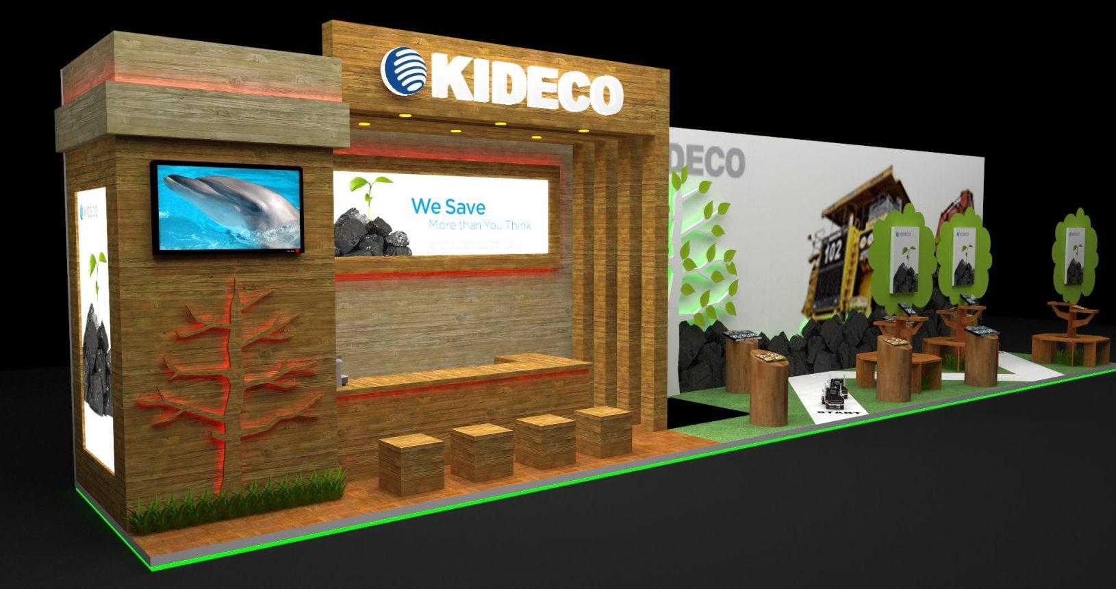 jasa desain booth pameran hub zainal abidin - 0812 818 72819